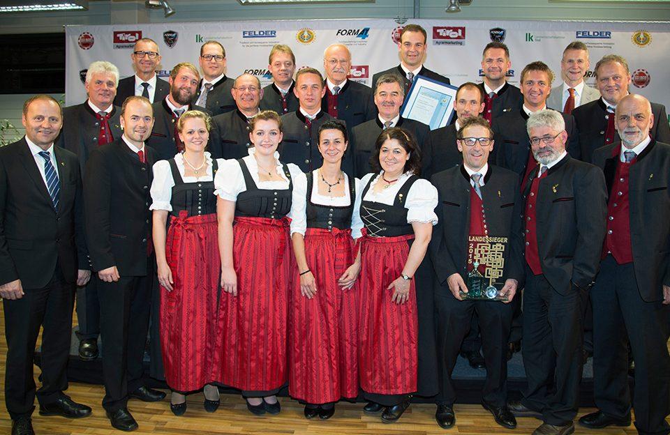 Tiroler Schnapsprämierung 2015